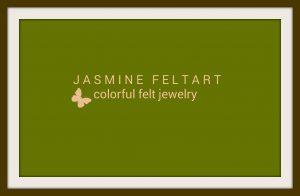 Logo Jasmine FeltArt